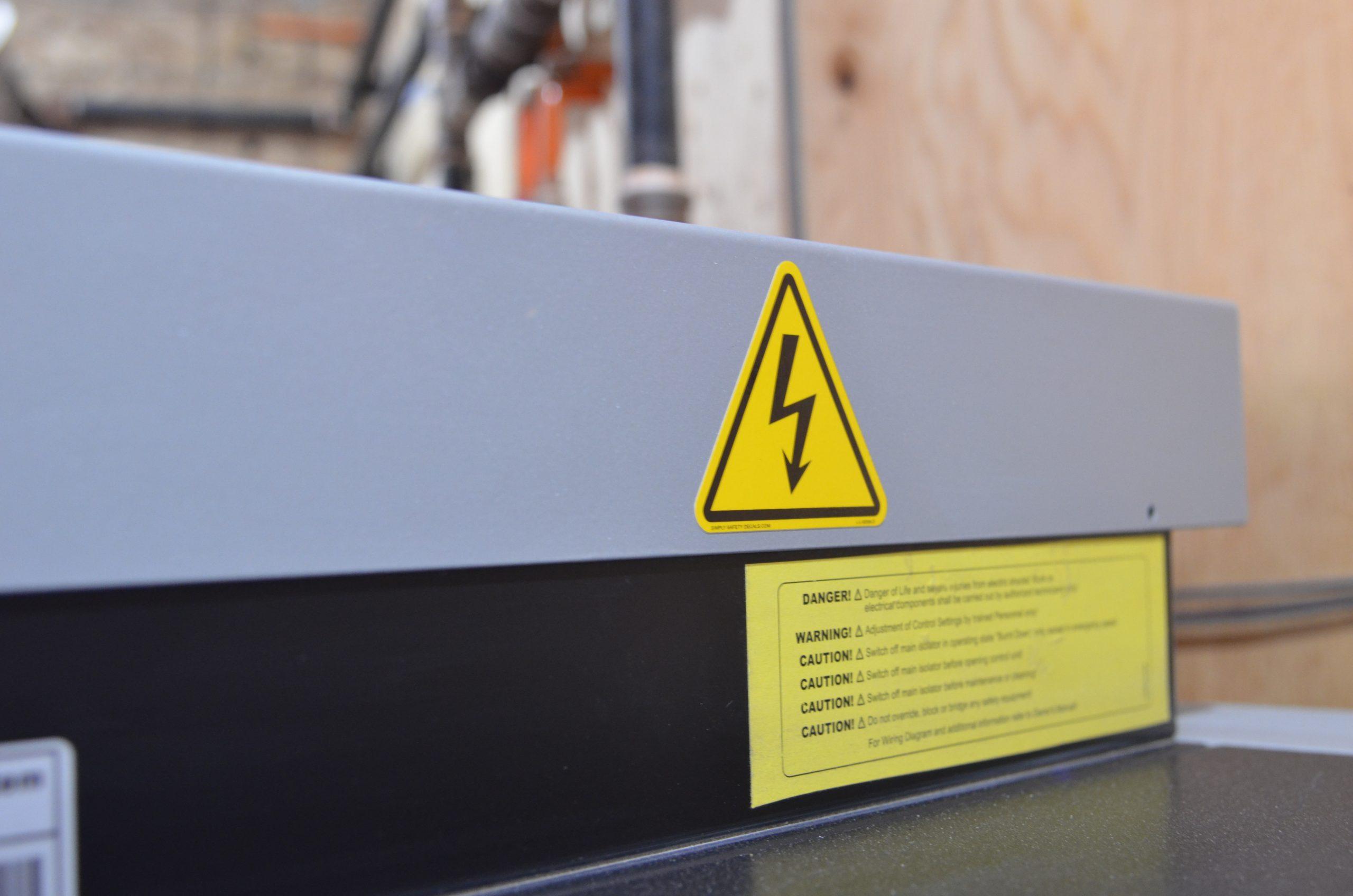 Dangerous Voltage | ANSI